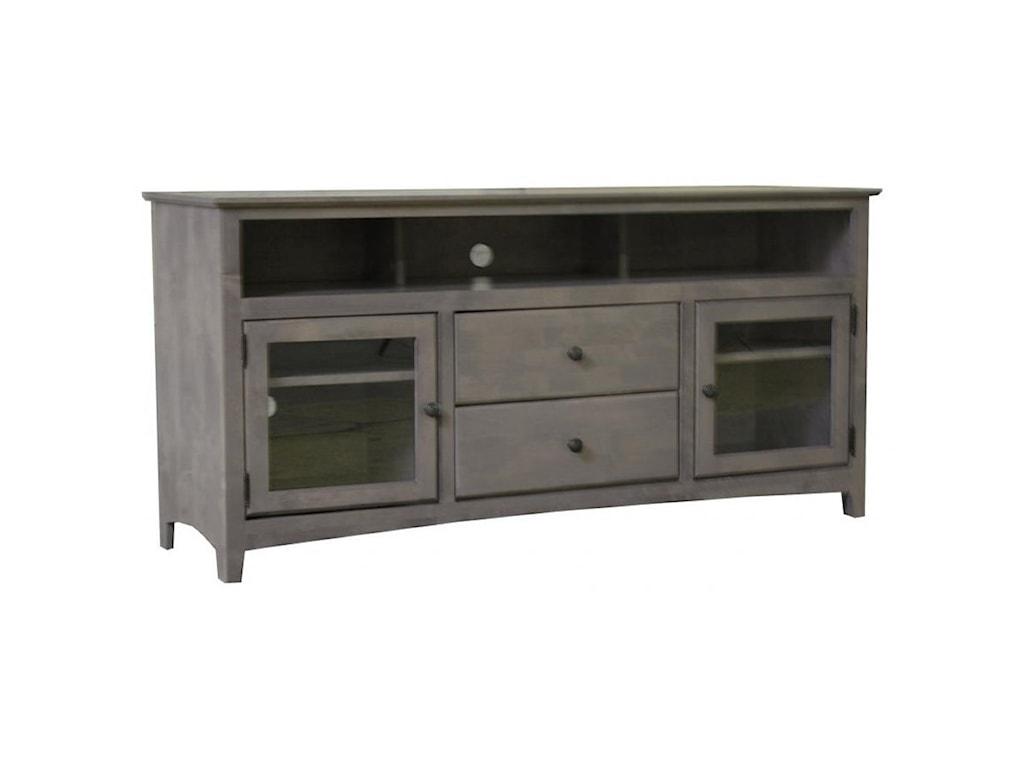 Archbold Furniture Alder Shaker62