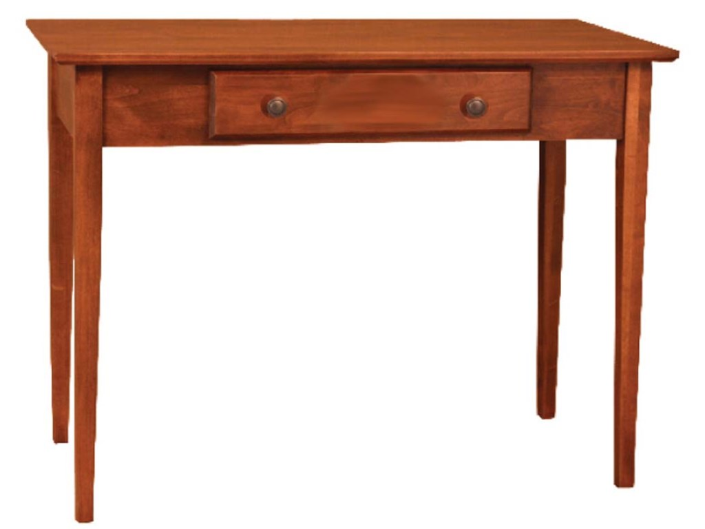 Archbold Furniture Alder ShakerWriting Table