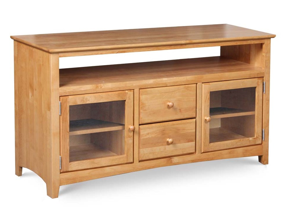 Archbold Furniture Alder Shaker54