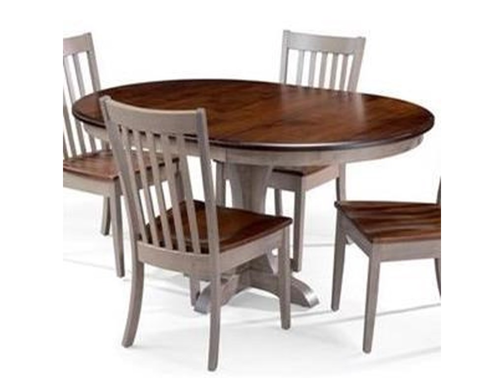 Archbold Furniture Amish EssentialsMary Dining Table