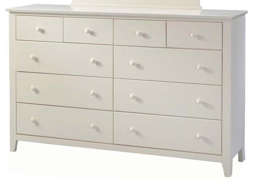 Archbold Furniture Attic Treasures10 Drawer Dresser