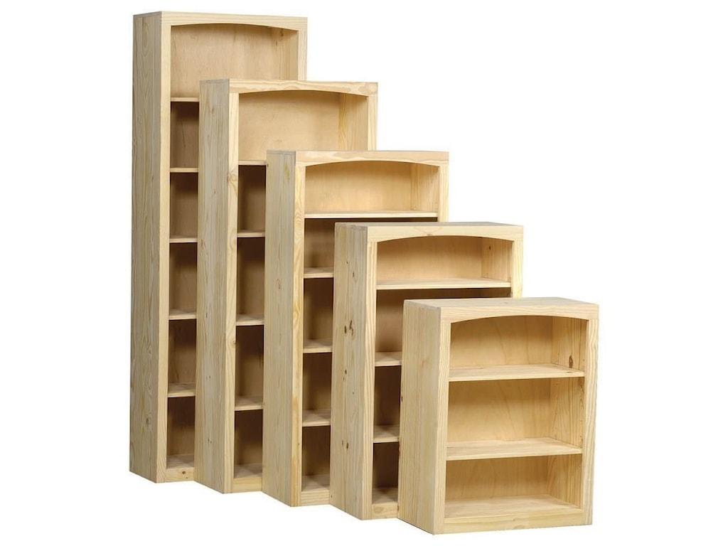 Archbold Furniture BookcasesBookcase