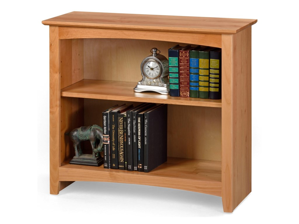 Archbold Furniture BookcasesAlder Bookcase