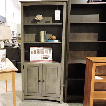 Customizable 30 X 72 Bookcase