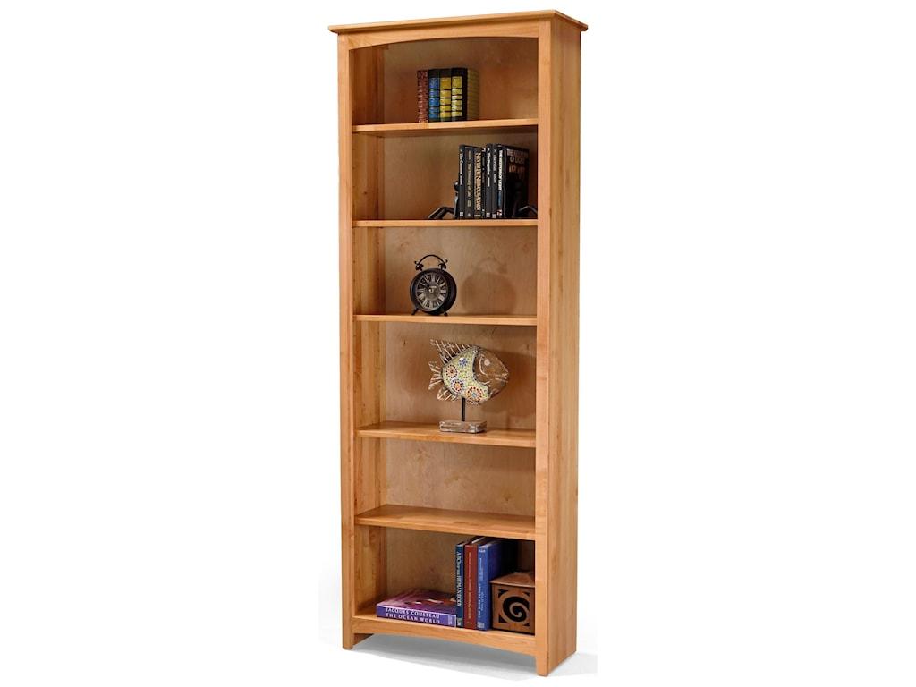 Archbold Furniture BookcasesAlder Bookcase