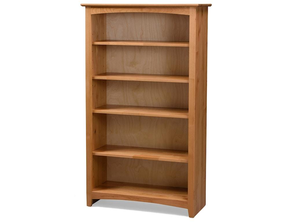 Archbold Furniture BookcasesOpen Bookcase