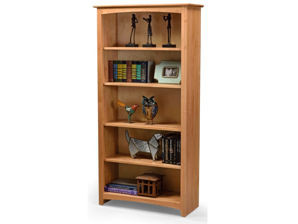 Archbold Furniture BookcasesOpen Bookcase