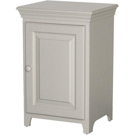 1 Door Cabinet