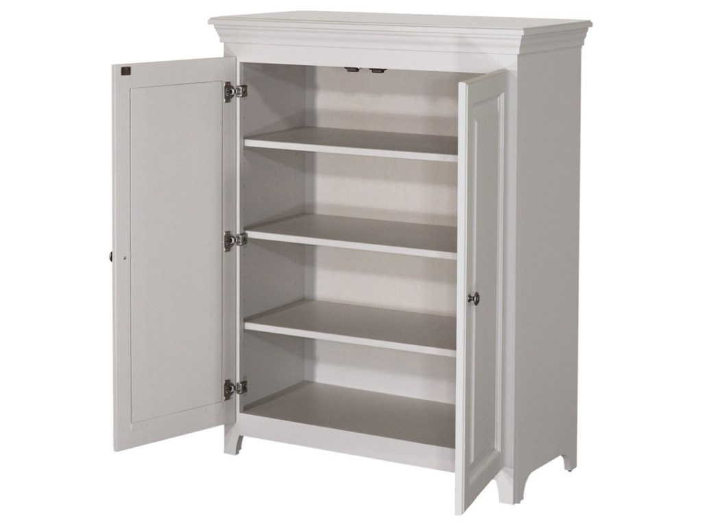 Archbold Furniture Pantries and Cabinets2 Door Jelly Cabinet