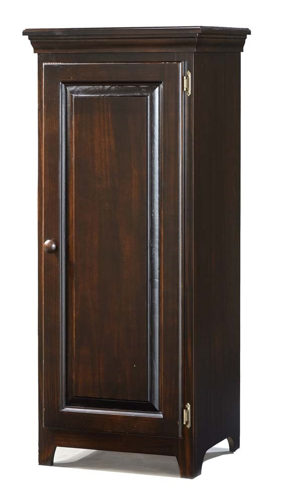 Attirant Archbold Furniture Pantries And CabinetsPine 1 Door Jelly Cabinet ...