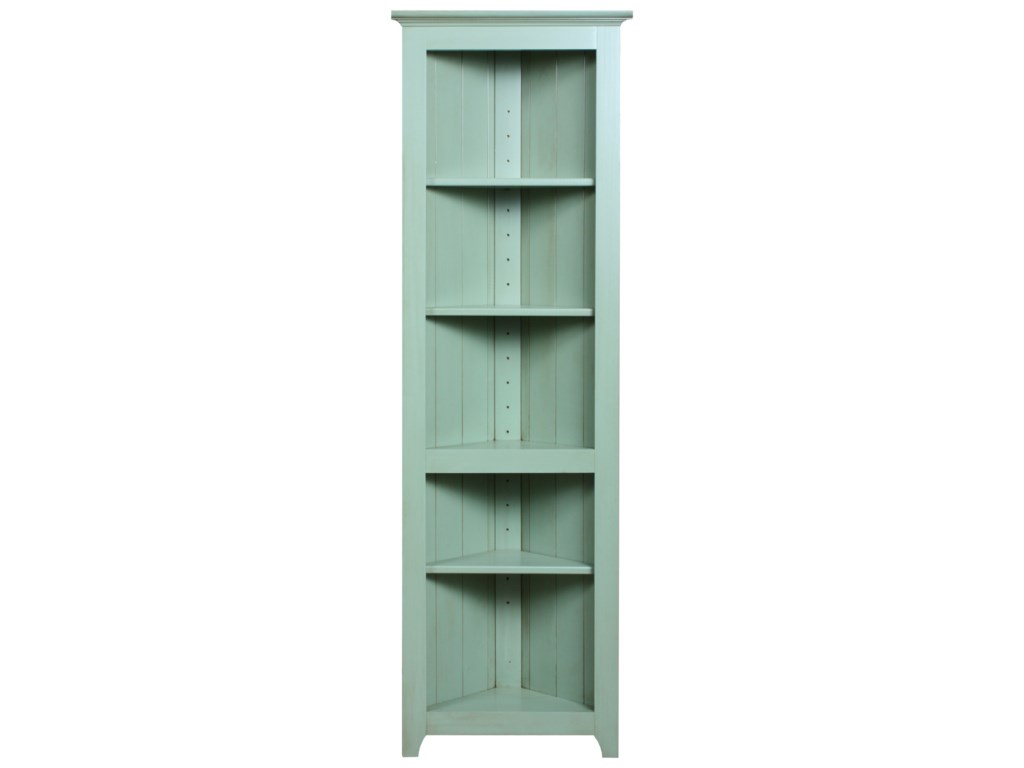 Archbold Furniture Pantries and CabinetsCorner Shelf