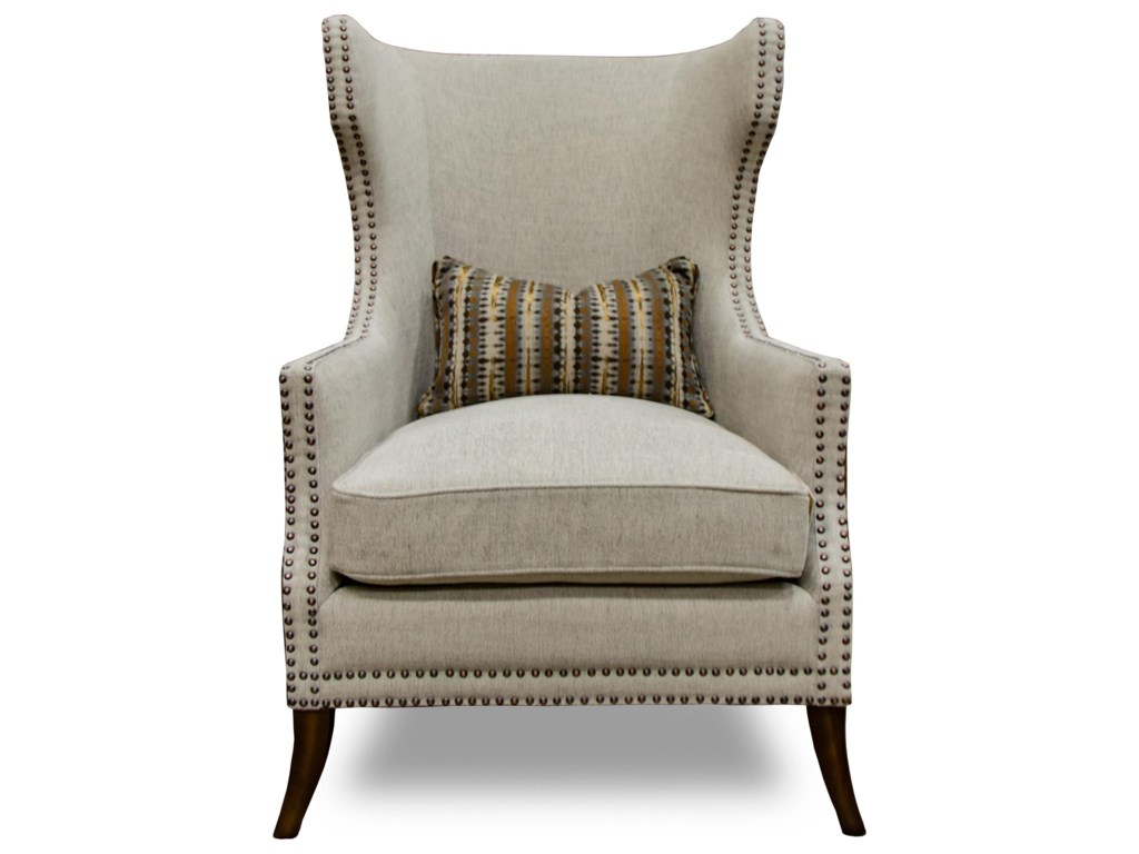 Aria Designs SoniaPeyton Accent Chair