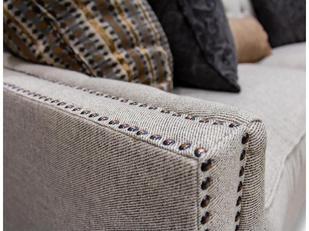 Aria Designs SoniaSofa & Loveseat