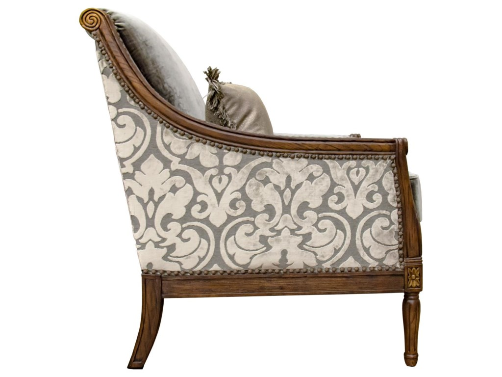 Aria Designs CarlottaClarice Chair