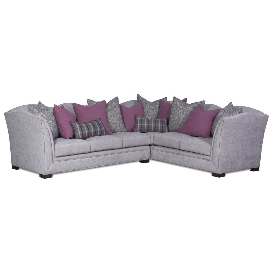 Aria Designs Adele By Aria5 Seat Sectional