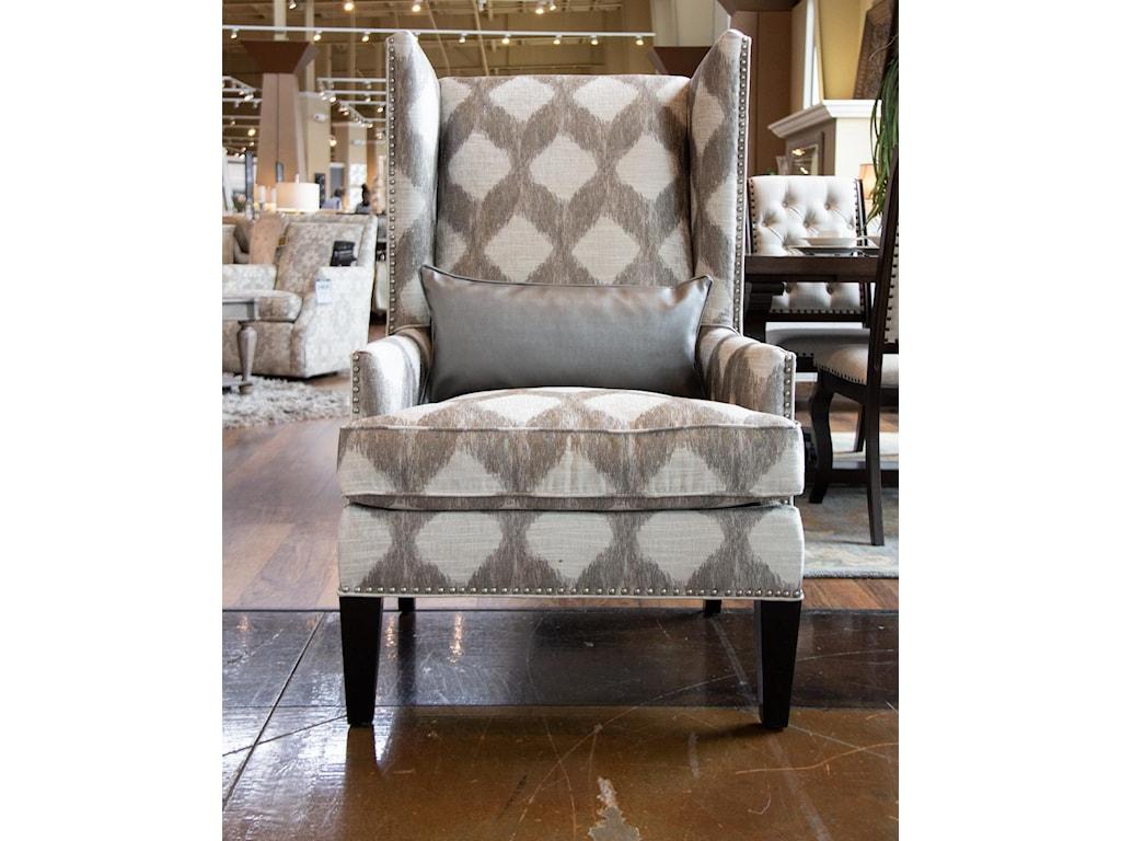 Aria Designs DanielleChloe Accent Chair