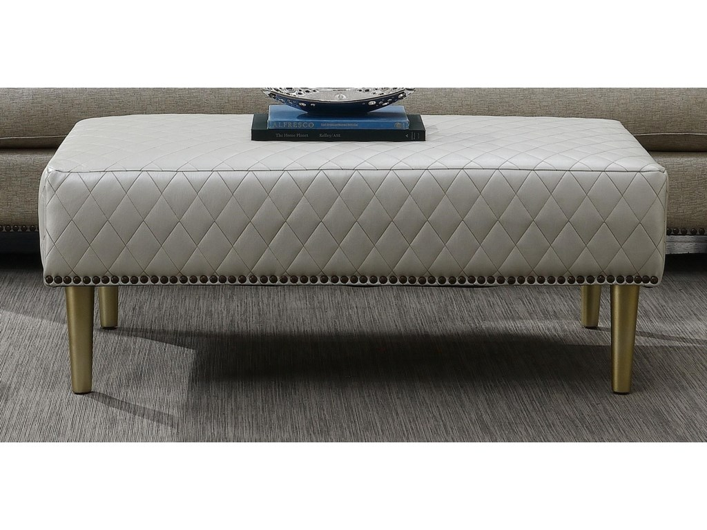 Aria Designs Upholstery 45 R25co 0 6055n 013 Reece Cocktail Ottoman
