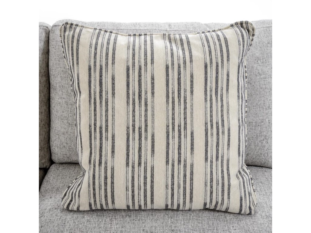 Aria Designs Vance4 Pc Sectional Sofa