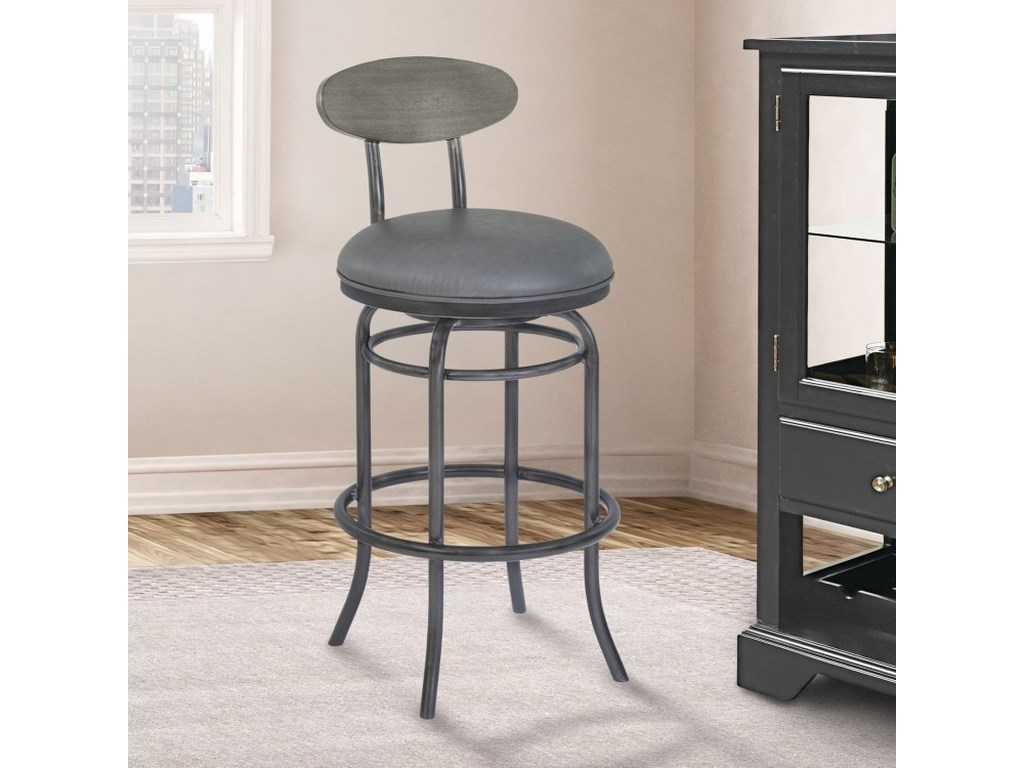 Armen Living DavisCounter Height Stool