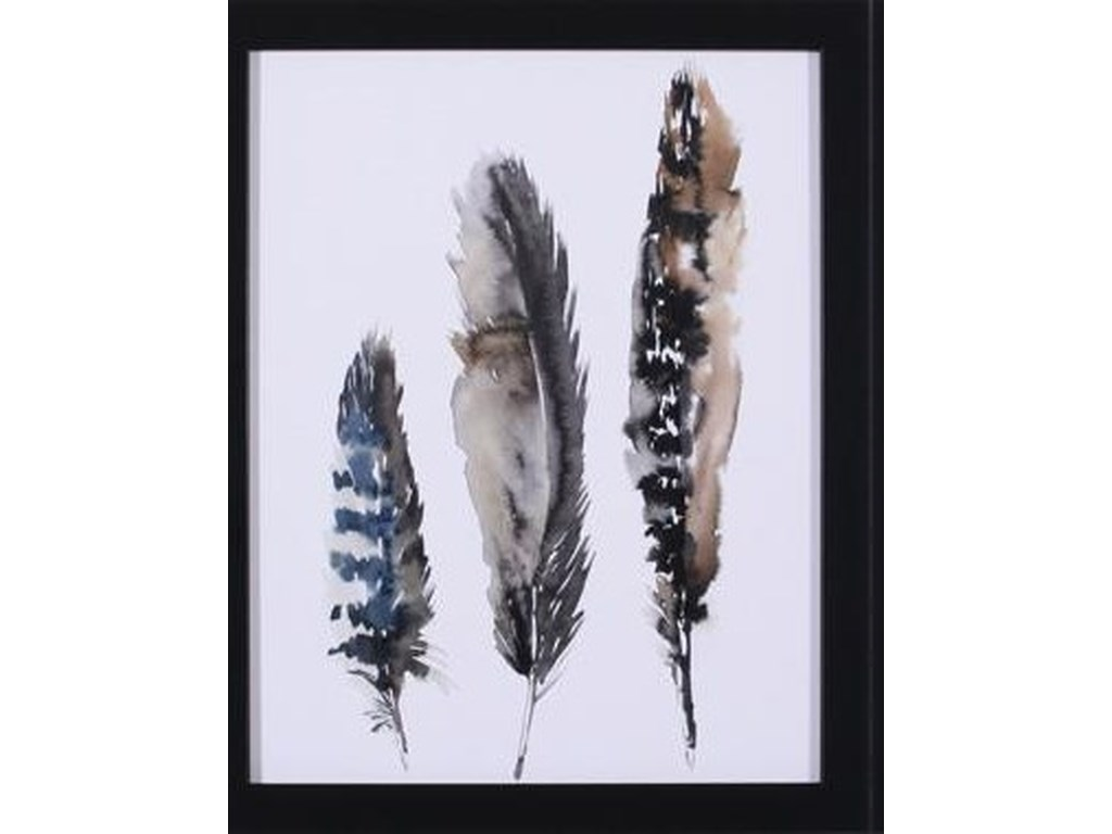 Art Effects Nature and WildlifeA Light Touch I Wall Art