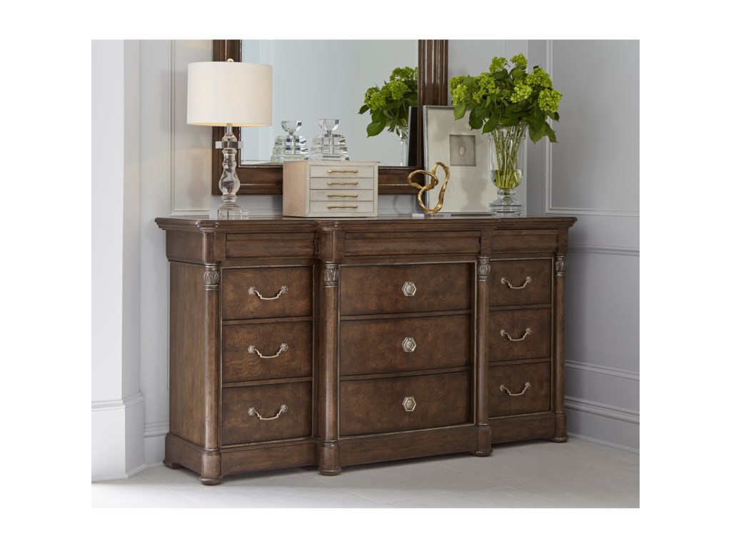 A.R.T. Furniture Inc LandmarkTriple Dresser