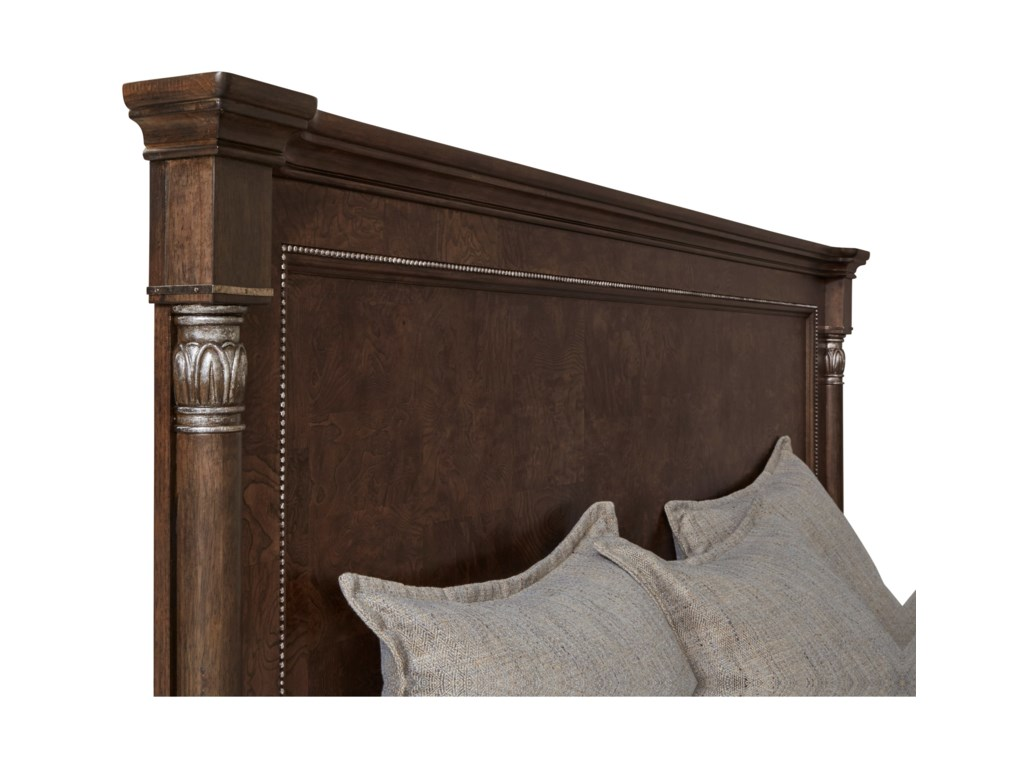 Compositions LandmarkCal King Panel Bed