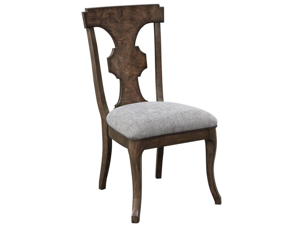 A.R.T. Furniture Inc LandmarkSplat Back Side Chair