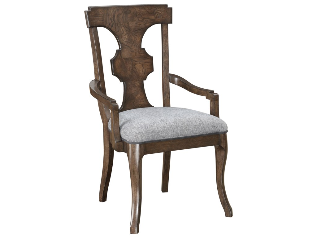 A.R.T. Furniture Inc LandmarkSplat Back Arm Chair