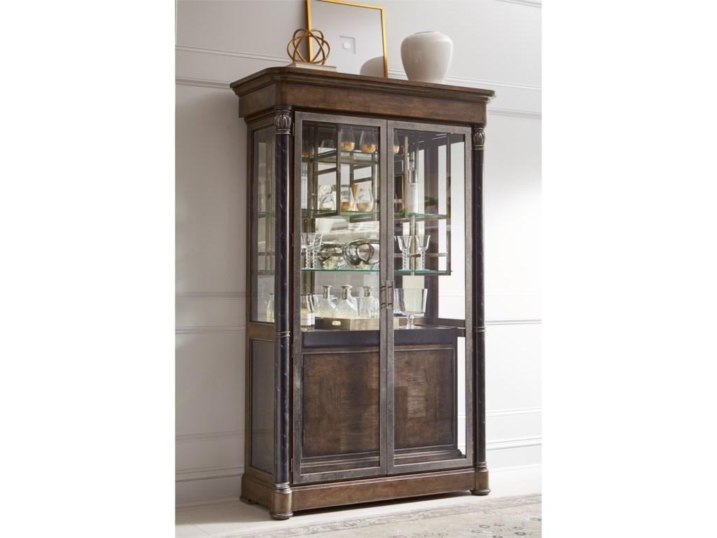 Compositions LandmarkDisplay Cabinet