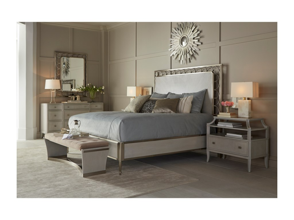 A.R.T. Furniture Inc La ScalaQueen Bedroom Group