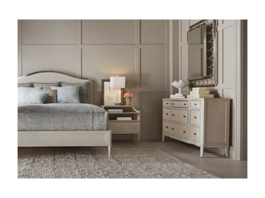 A.R.T. Furniture Inc La ScalaQueen Panel Bed