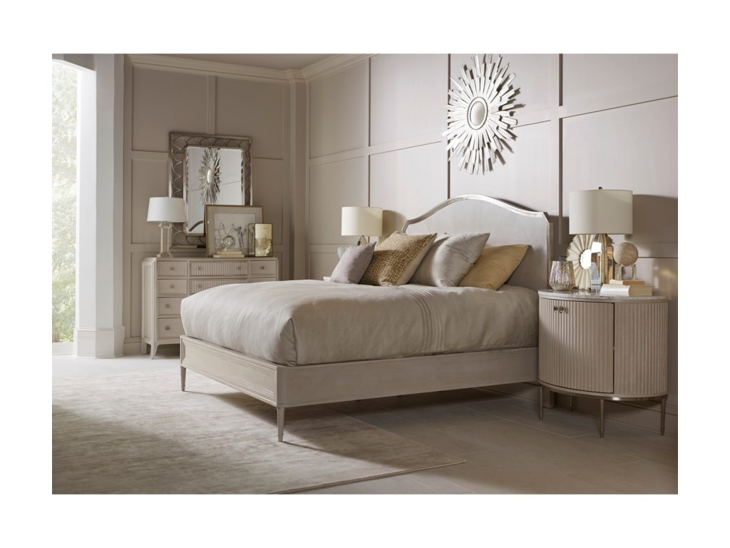 A.R.T. Furniture Inc La ScalaKing Panel Bed