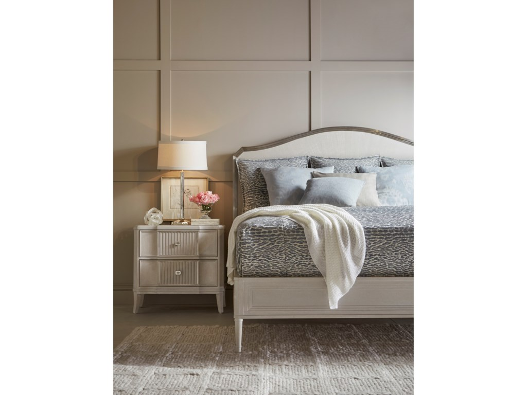 A.R.T. Furniture Inc La ScalaCal King Panel Bed