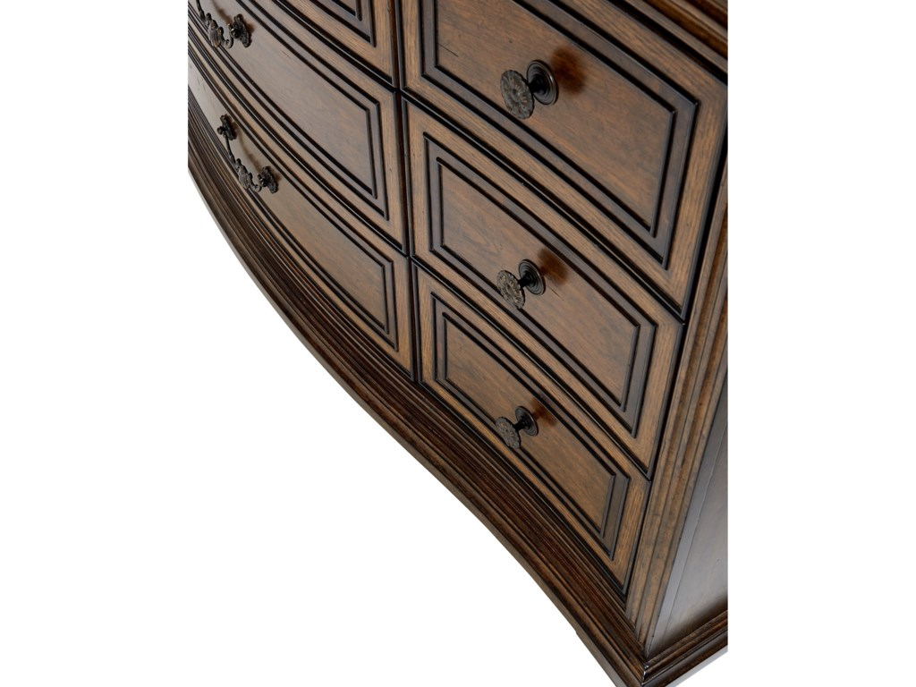 A.R.T. Furniture Inc Kingsport 9-Drawer Dresser