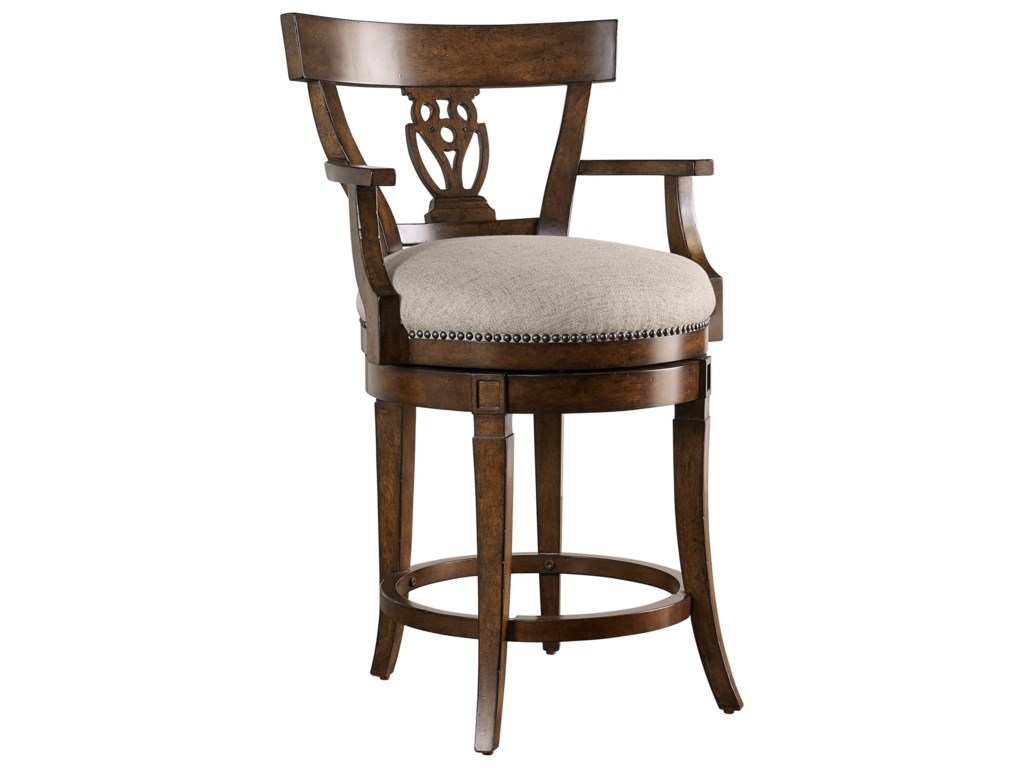 A.R.T. Furniture Inc Kingsport Counter Stool
