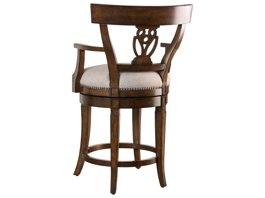 A.R.T. Furniture Inc 280 - Kingsport Counter Stool
