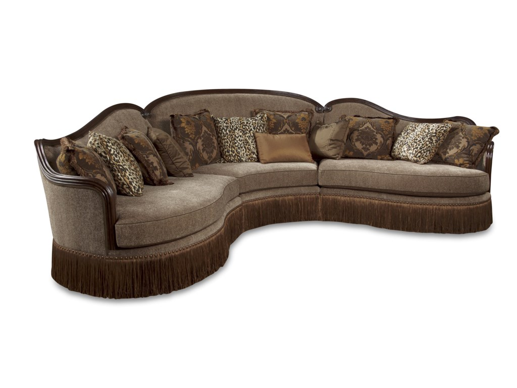 A.R.T. Furniture Inc GiovannaSectional Sofa