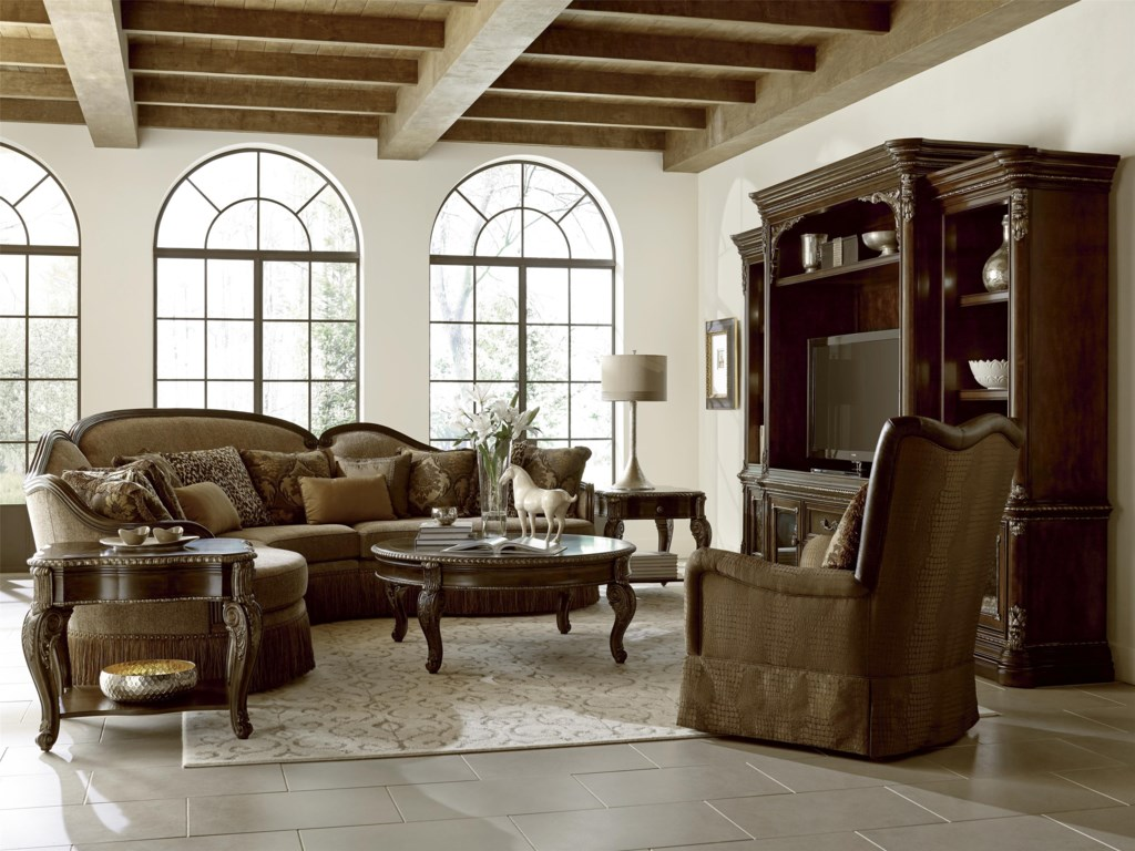 A.R.T. Furniture Inc GiovannaSectional Sofa