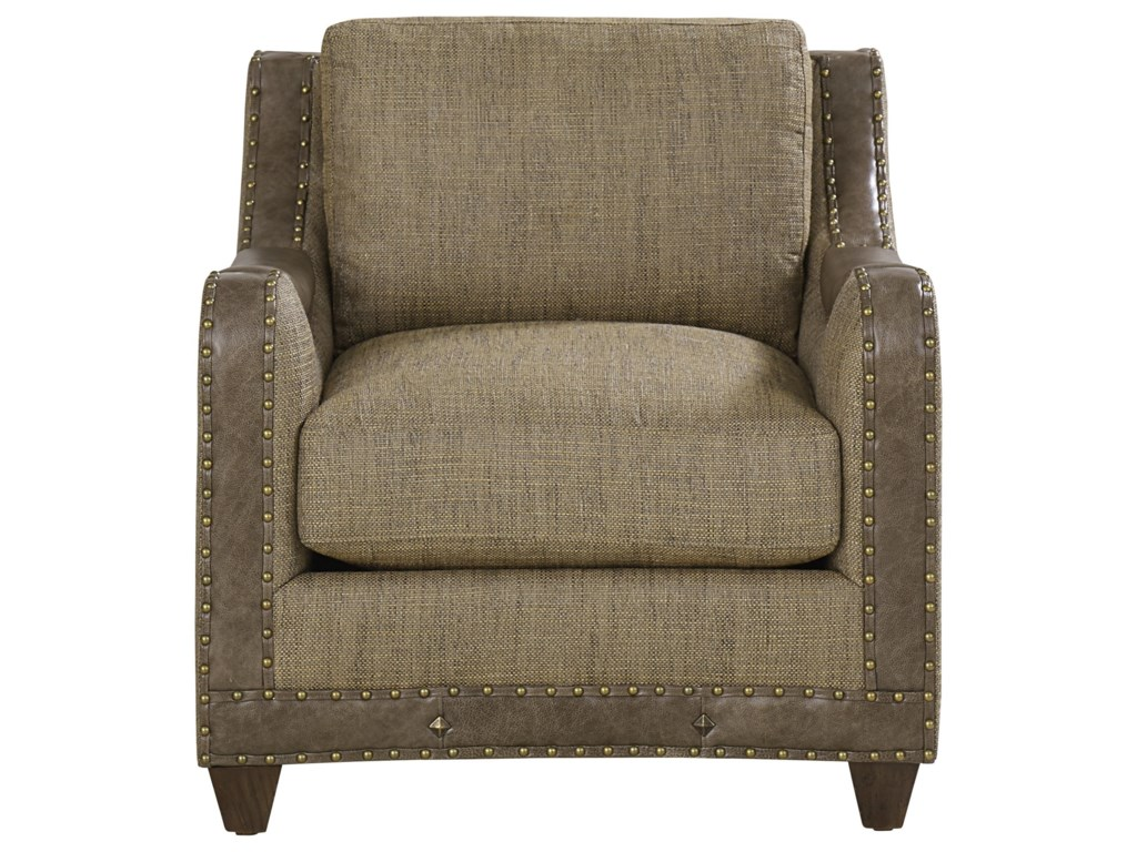 A.R.T. Furniture Inc 547 - American Chapter Uph Dover Sage Chair