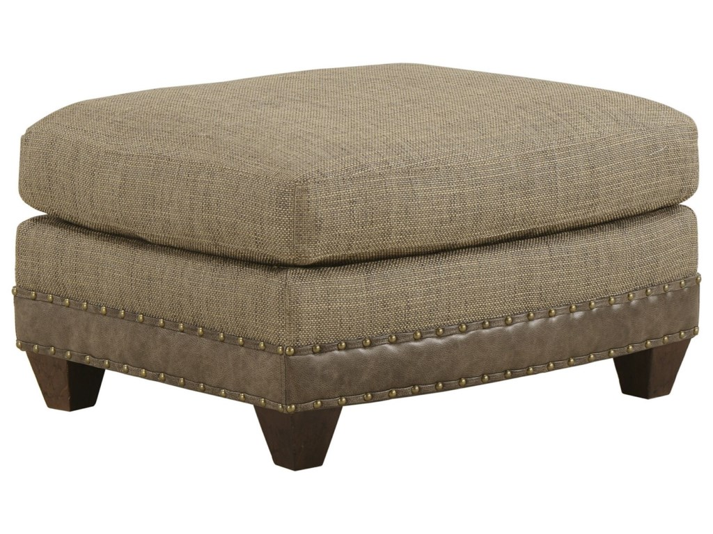 A.R.T. Furniture Inc 547 - American Chapter Uph DoverOttoman