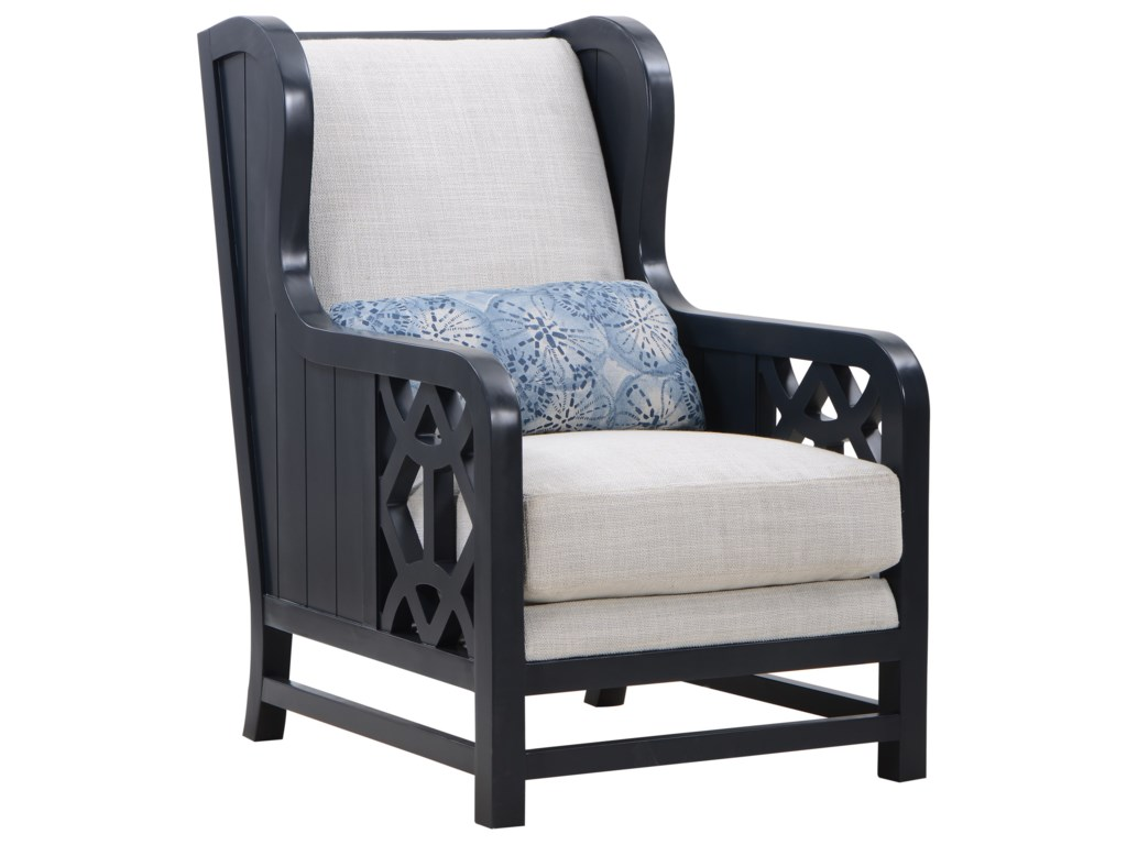 A.R.T. Furniture Inc 551 - Summer Creek Uph Accent Wing Chair