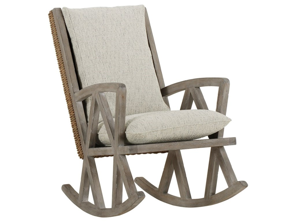 The Great Outdoors 551 - Summer Creek Uph Rocking Chair