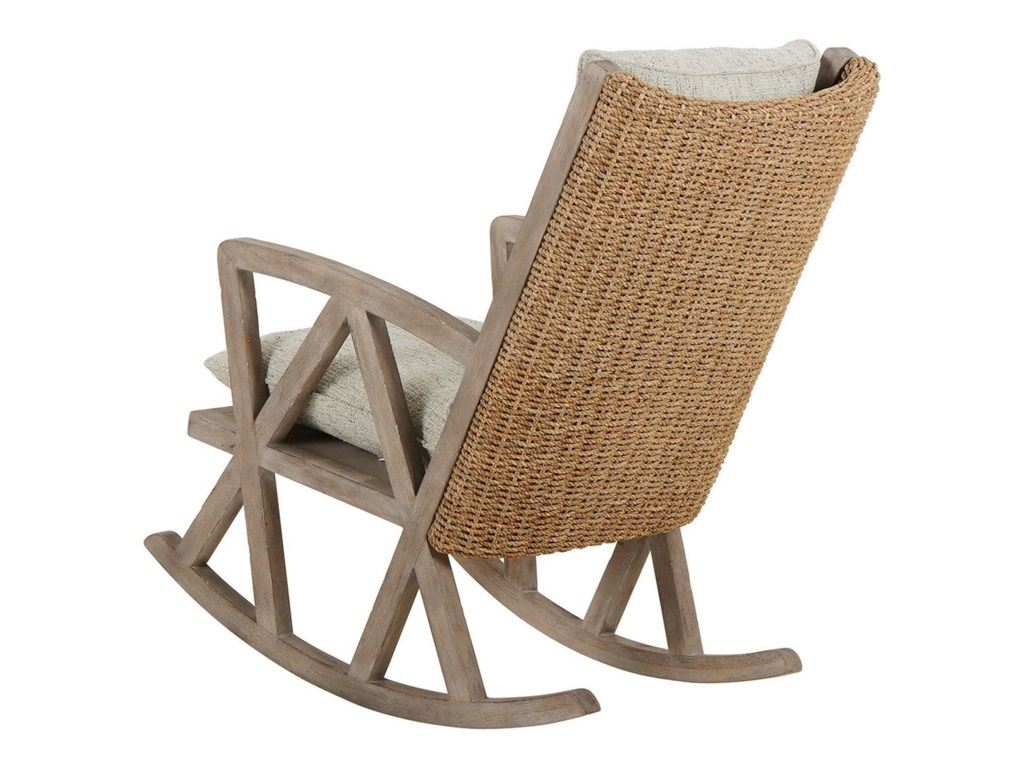 A.R.T. Furniture Inc 551 - Summer Creek Uph Rocking Chair