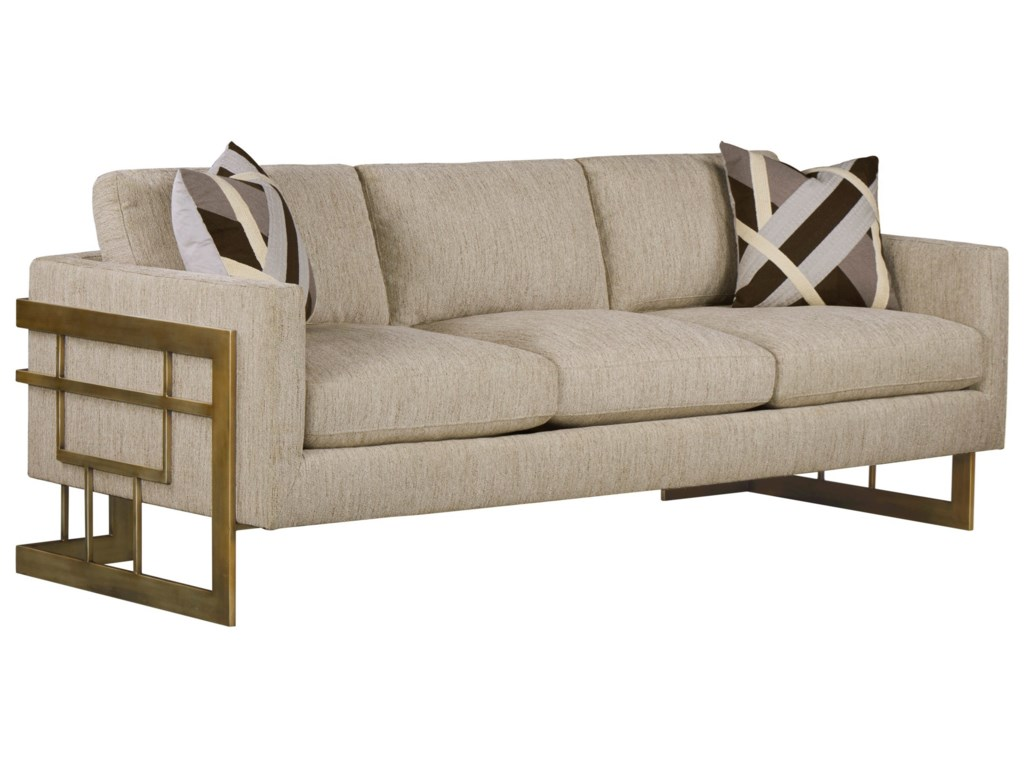 A.R.T. Furniture Inc WoodWright UpholsterySofa