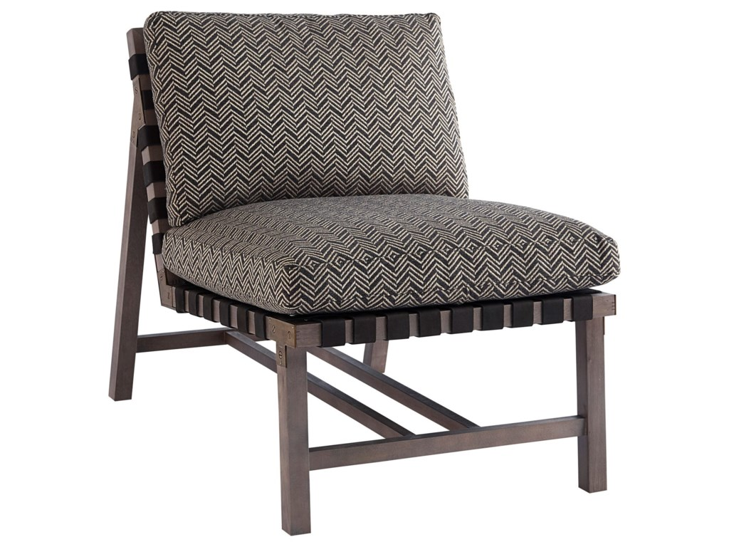 The Great Outdoors WoodWright UpholsteryAccent Chair