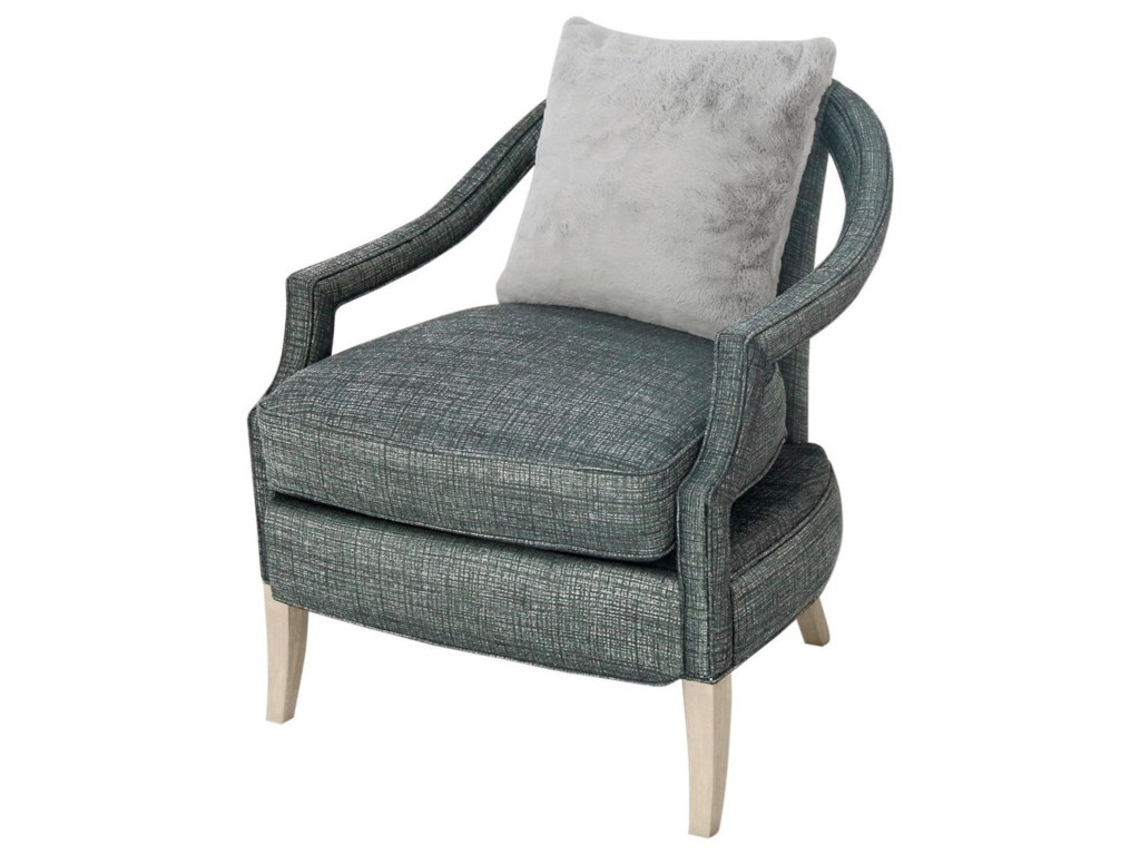 The Great Outdoors La Scala UpholsteryAccent Chair