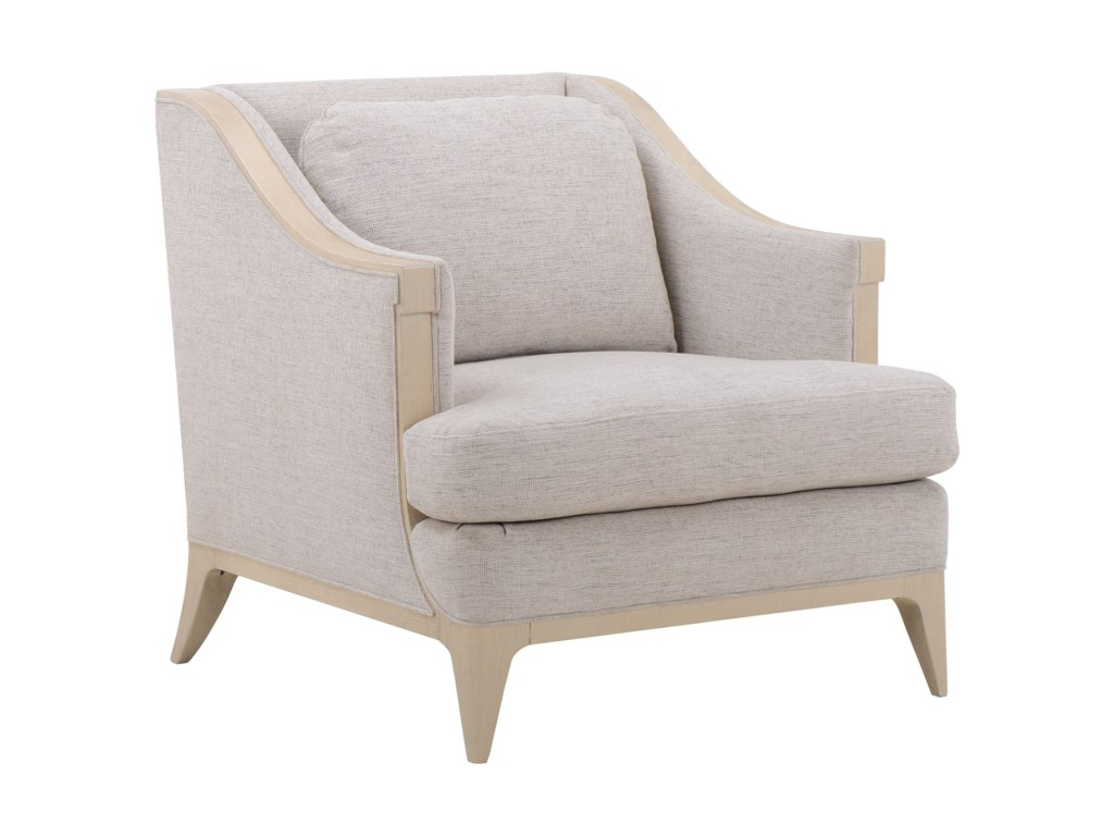 A.R.T. Furniture Inc 730 - Relaunch Upholstery Rhine Shimmer Chair