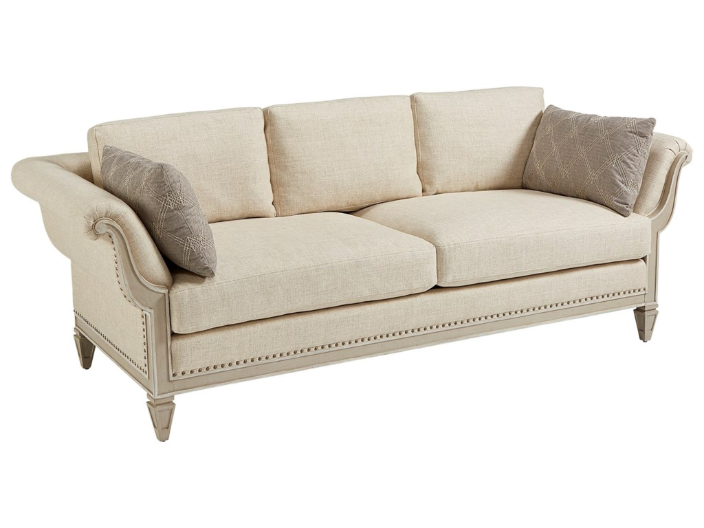 A.R.T. Furniture Inc 730 - Relaunch Upholstery Thames Ash Sofa