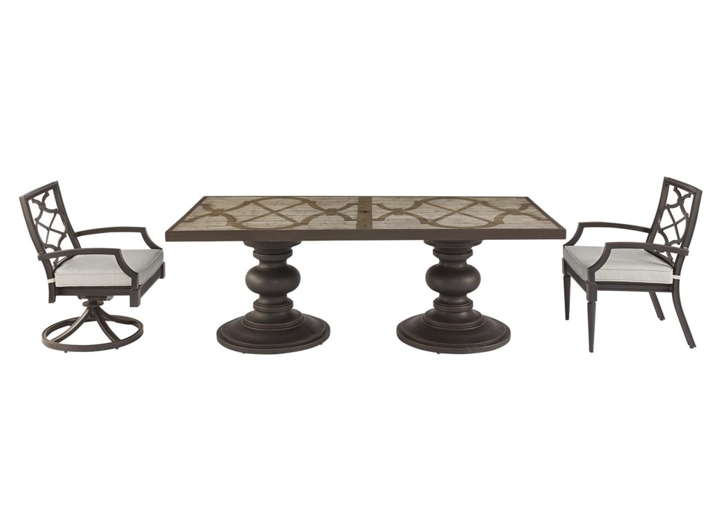 A.R.T. Furniture Inc 918-MORRISSEYDining Table