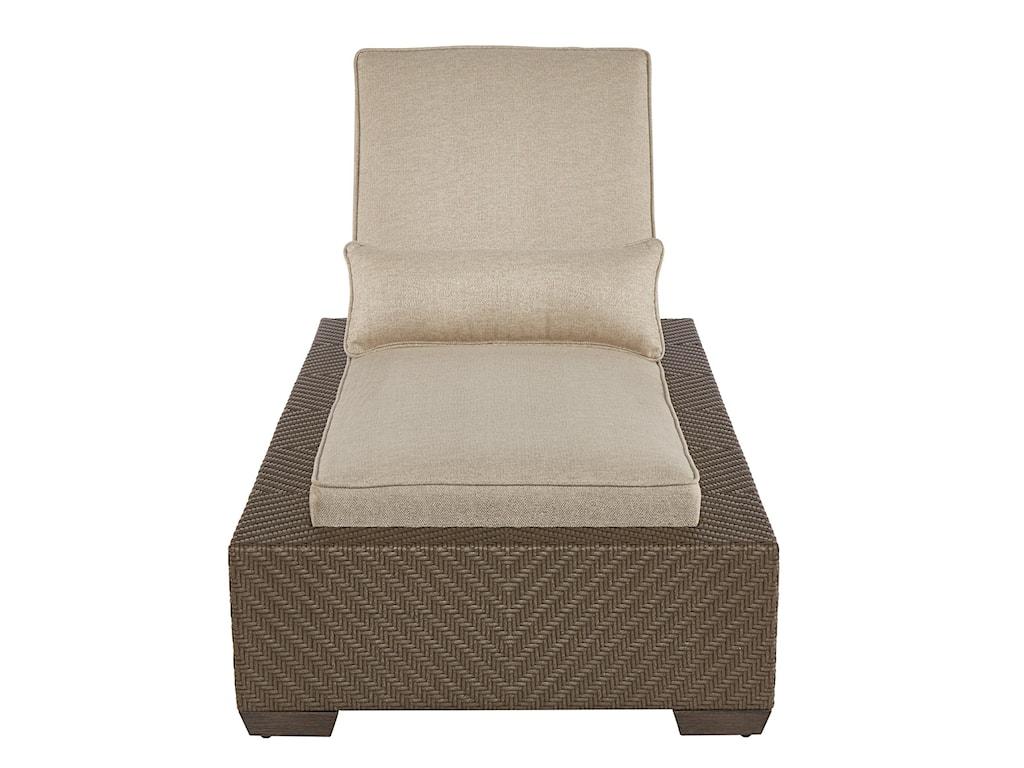 A.R.T. Furniture Inc 933-Arch SalvageChaise Lounge